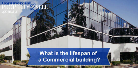 What is the lifespan of a Commercial building?