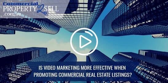 Is Video Marketing More Effective When Promoting Commercial Real Estate Listings?