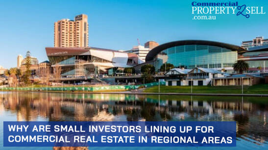 Why are Small Investors Lining Up for Commercial Real Estate in Regional Areas