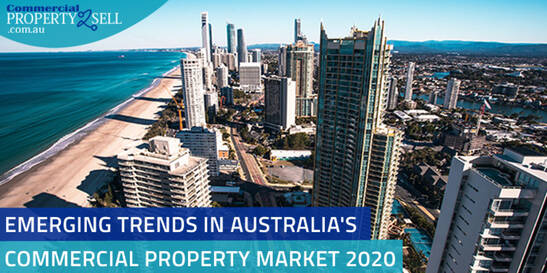Emerging Trends in Australia's Commercial Property Market 2020