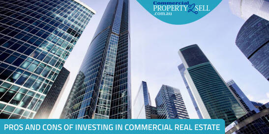 Pros and Cons of Investing in Commercial Real Estate