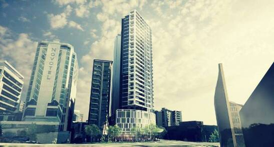30-Storey Mixed-Use Development Proposed in Brisbane