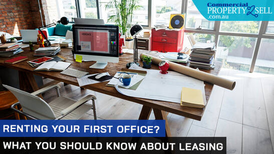 Renting Your First Office? What You Should Know About Leasing