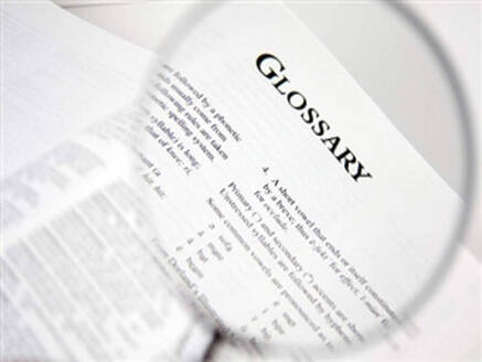 Glossary of Commercial Real Estate Terms