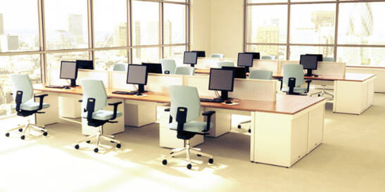 Open Office Layout