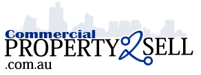 CommercialProperty2Sell Logo
