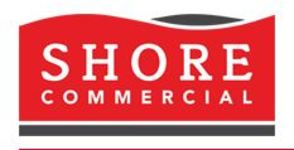 Shore Commercial  logo