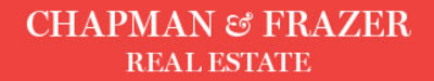 Chapman & Frazer Real Estate logo