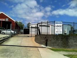 FREE STANDING INDUSTRIAL WAREHOUSE WITH HARDSTAND - NARANGBA
