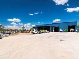 TWO UNIQUE OPPORTUNITIES - TAKE ONE OR BOTH - 273m2 - 690m2 plus HARDSTAND