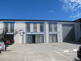 Warehouse Space with Executive Offices