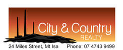 City and Country Realty Logo