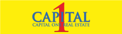 Capital One Real Estate  Logo