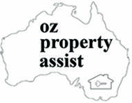 Oz Property Assist Logo