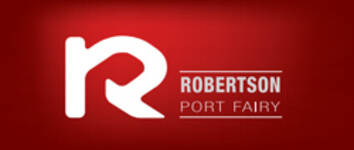 Robertson Port Fairy Logo