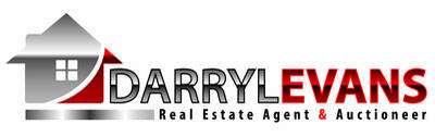 Darryl Evans Real Estate Agent & Auctioneer Logo