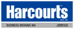 Harcourt Business Brokering WA Logo