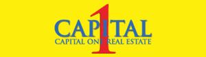 Capital One Real Estate  Logo