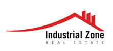 Industrial Zone Real Estate Logo