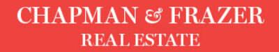 Chapman & Frazer Real Estate Logo