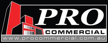 PRO Commercial Logo